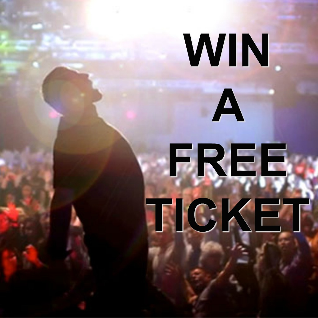 WIN A FREE TICKET
